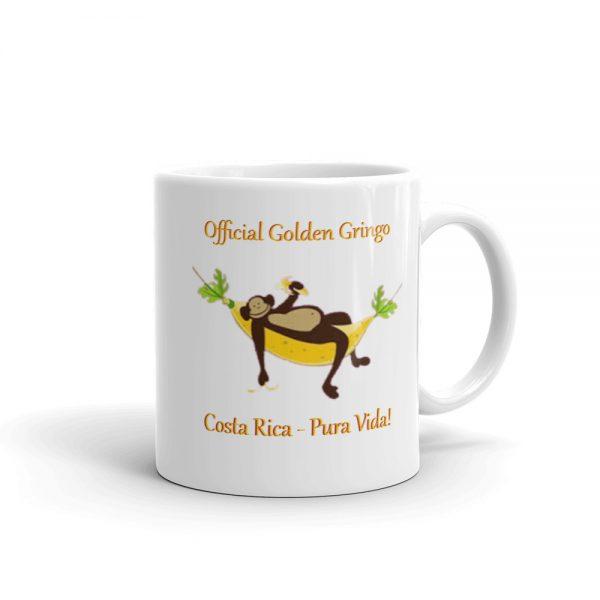 Official Golden Gringo Mug