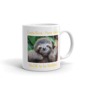 Slothful Mug