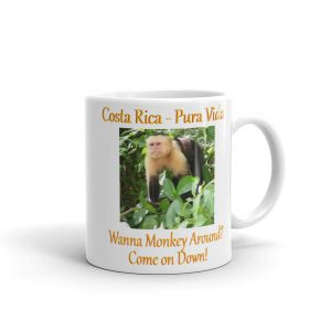 Wanna Monkey Around Mug