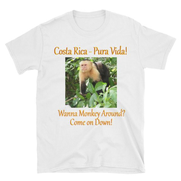Wanna Monkey Around T-Shirt